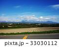 富良野 畑 風景の写真 33030112