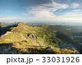 山脈 山あい 渓谷の写真 33031926