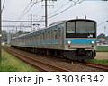 205系阪和線6両 33036342