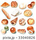 パン15種類 33040826
