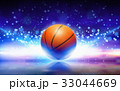 Abstract basketball background 33044669
