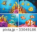 生き物 生物 海のイラスト 33049186