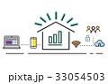 ビジネス 商売 共同のイラスト 33054503