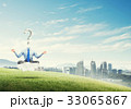 ビジネスマン 実業家 蓮の写真 33065867