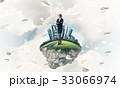 島 浮かぶ島 上司の写真 33066974