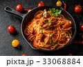ボンゴレロッソ アサリのトマトソース Vongole spaghetti of tomato 33068884
