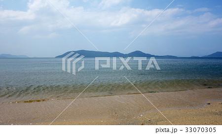屋島から見た女木島 33070305