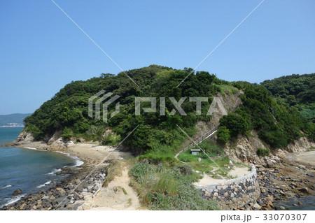 長崎の鼻から屋島方面を 33070307