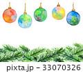 クリスマスオーナメント 33070326