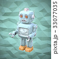 ローポリスタイルロボットのイメージ 33077035