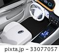 電気自動車 キー スマートエントリーのイラスト 33077057