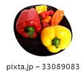 赤パプリカ、黄パプリカ、ミニカラーピーマン 33089083