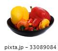 赤パプリカ、黄パプリカ、ミニカラーピーマン 33089084