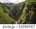 佐渡島 オオザレ 渓谷の写真 33090567