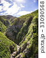 佐渡島 オオザレ 渓谷の写真 33090568
