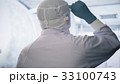 工場 従業員 クリーンウェアの写真 33100743