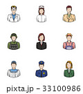 人々 人物 アイコンのイラスト 33100986