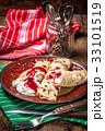 パンケーキ クレープ チーズの写真 33101519