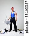 椅子 いす 格闘技の写真 33103387