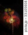 バックグラウンド 火 花火の写真 33105608