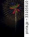 バックグラウンド 火 花火の写真 33105610