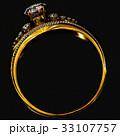 指輪 ダイヤモンド ジュエリーのイラスト 33107757