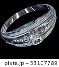 指輪 ダイヤ ダイヤモンドのイラスト 33107789