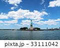 ニューヨークの自由の女神 33111042