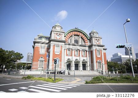 大阪府大阪市 大阪市中央公会堂(国指定重要文化財) 33112276