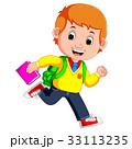 芸術 少年 男の子のイラスト 33113235