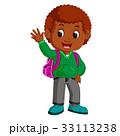 芸術 少年 男の子のイラスト 33113238