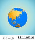 グローバル 地球 静物 33119519