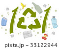 101 101 リサイクルのイラスト 33122944