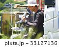 男性 農業 水分補給の写真 33127136