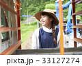 女性 農家 農業の写真 33127274