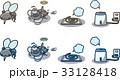 害虫 虫 撃退のイラスト 33128418