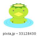 水から出てくるカッパ 33128430