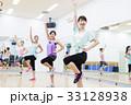 エアロビクス フィットネス エアロビ スポーツジム 女性 エクササイズ 33128938