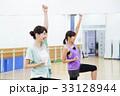 エアロビクス フィットネス エアロビ スポーツジム 女性 エクササイズ 33128944