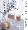 桃のブラマンジェ 33131122