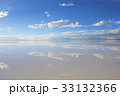 塩湖 ウユニ塩湖 湖の写真 33132366