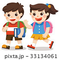 少年 男の子 子のイラスト 33134061