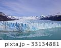 氷河 ペリトモレノ氷河 ロス・グラシアレス国立公園の写真 33134881