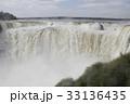 悪魔の喉笛 滝 イグアスの滝の写真 33136435