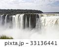 悪魔の喉笛 滝 イグアスの滝の写真 33136441