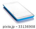 スマートフォン スクリーン 画面の写真 33136908