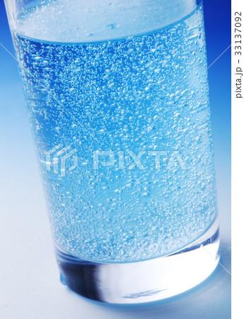 炭酸水の写真素材 [33137092] - PIXTA