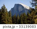 ハーフドーム ヨセミテバレー ヨセミテ国立公園の写真 33139083
