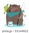 サカナ 魚 魚類のイラスト 33144622