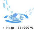 地球 テクノロジー デジタルのイラスト 33155979